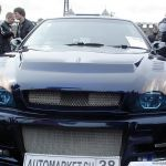 Toyota Chaser 1JZ-GTE (Black Panther)